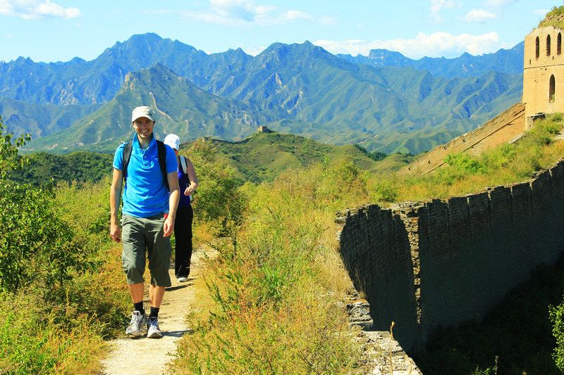 which part of the great wall of china is the best to visit on great wall id=65197