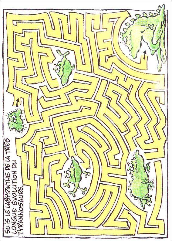 Jeu du labyrinthe imprimer jeux pour les l ves - Jeux labyrinthe a imprimer ...