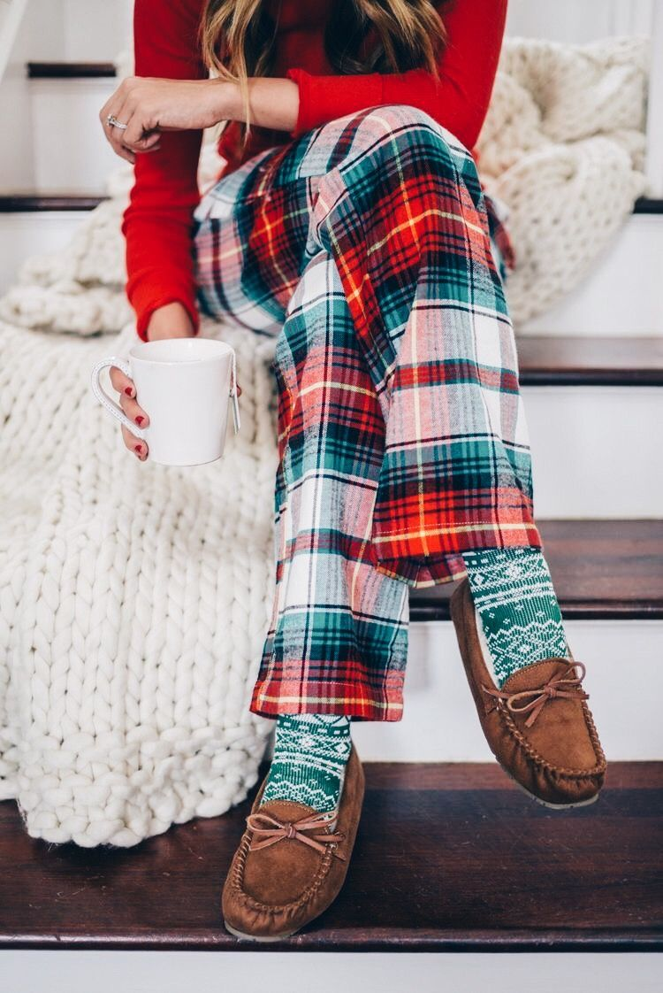 Pinterest Goodvibehub T I S T H E S E A S O N Christmas Pjs Christmas Pajamas Cozy Christmas