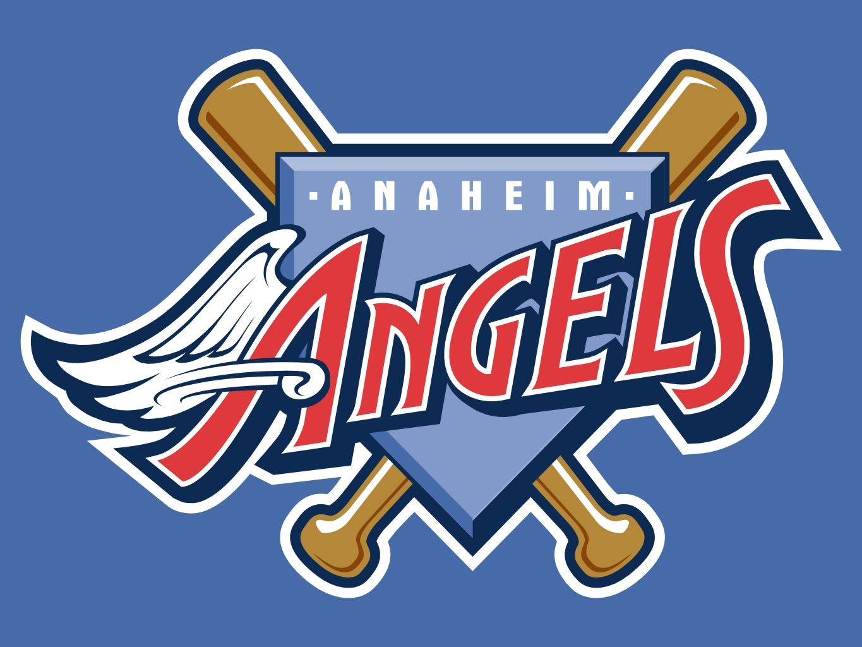 Mlb Team Logos Photo 4 Of 282 Phombo Com Mlb Team Logos Major League Baseball Logo Anaheim Angels