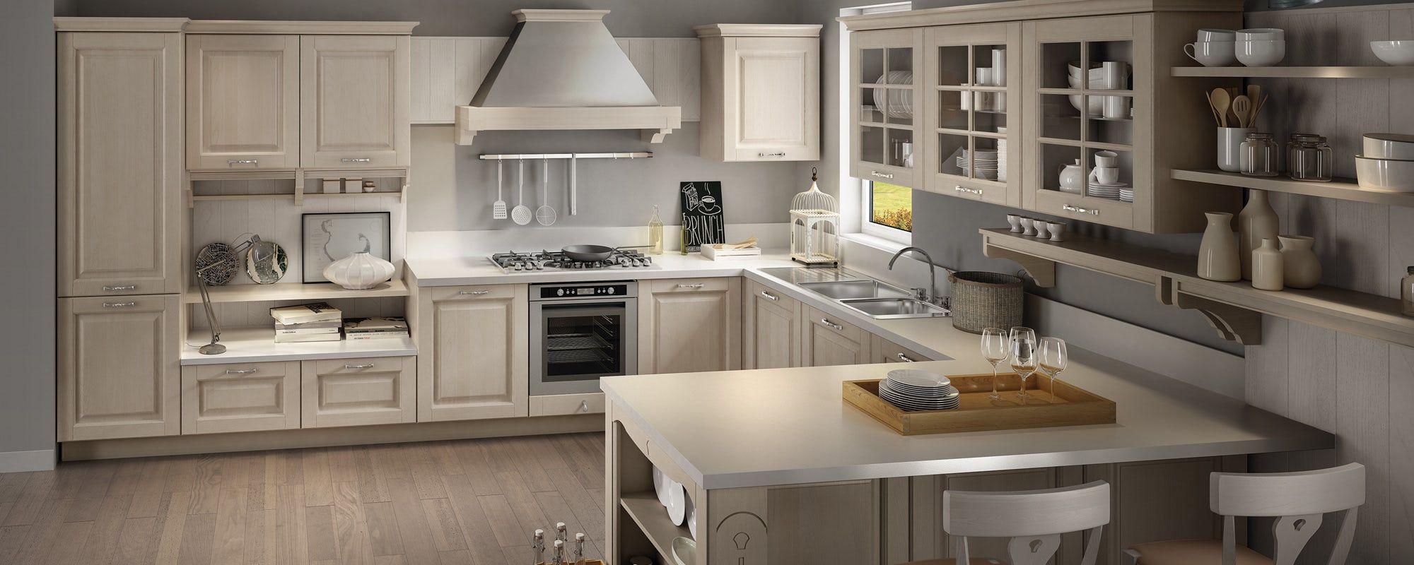 cucine classiche stosa - modello cucina bolgheri 01   arredi casa ...