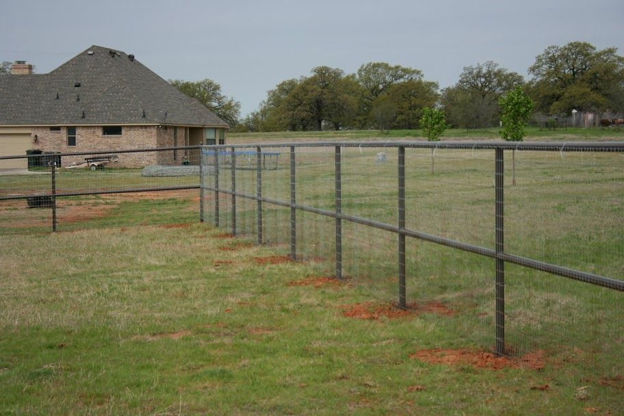We Can Build A Custom Pipe Or Ranch Fence For You If You