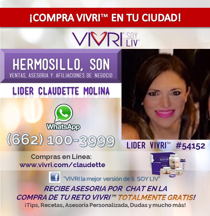Hermosillo, Sonora! #Vivri #RetoVivri