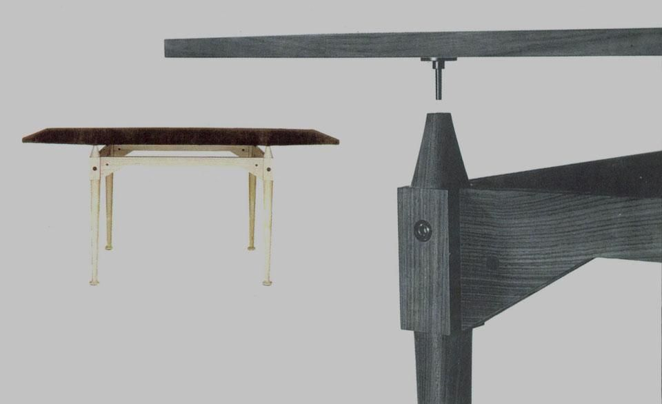 Franco albini mobili 1938 1959 mobili tavoli e for Mobili moderni occasioni