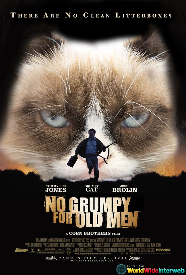 Grumpy cat movie posters grumpycat fanart grumpy cat meme on www grumpy cat movie posters grumpycat fanart grumpy cat meme on pinteresterikakaisersot thecheapjerseys Choice Image