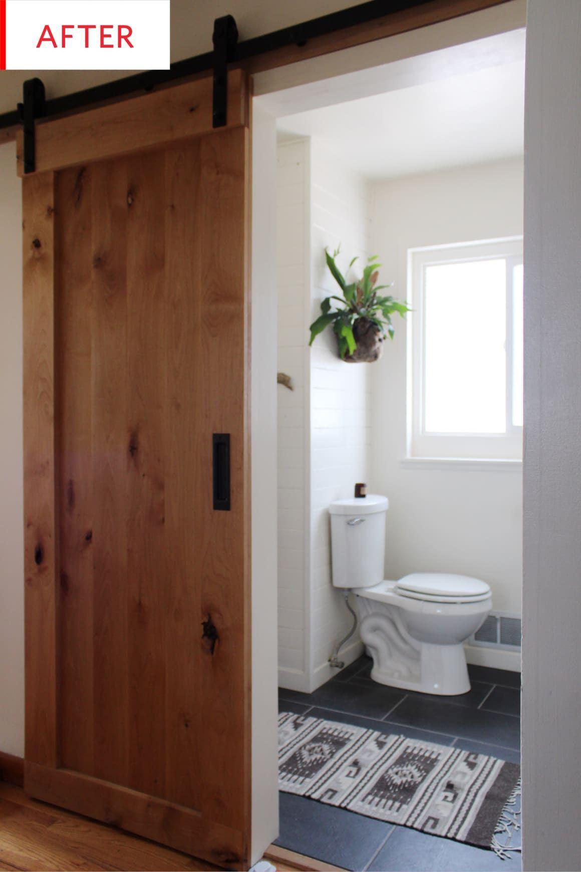 Photo of Before and After: A $3K Rustic Scandinavian Bathroom Reveal – Mobel Deko Ideen