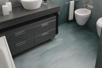 Come fare il cemento spatolato per il bagno | Idee per la casa ...
