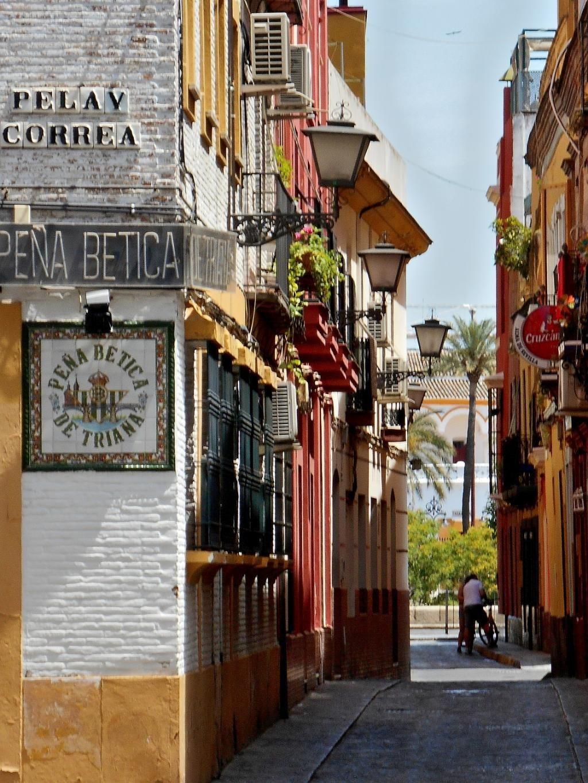 Triana Seville Spain On Tripadvisor Address Tickets Tours Neighborhood Reviews Sevilla Espana Andalucia Espana Ciudad De Sevilla