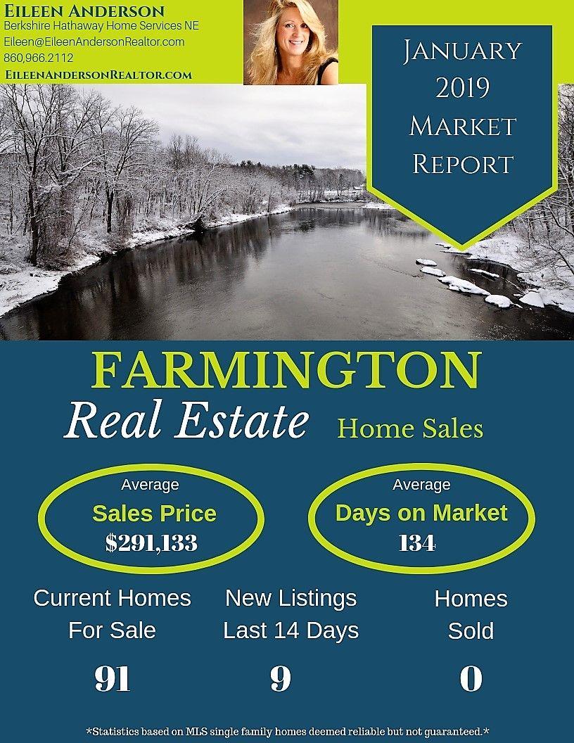 Fabulous Real Estate Market Report January 2019 Farmington Ct Download Free Architecture Designs Grimeyleaguecom