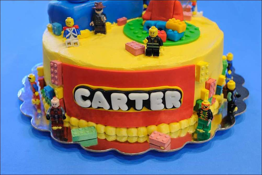 Birthday Cake Ideas Lego ~ Lego birthday cakes for boys lego birthday cake lego