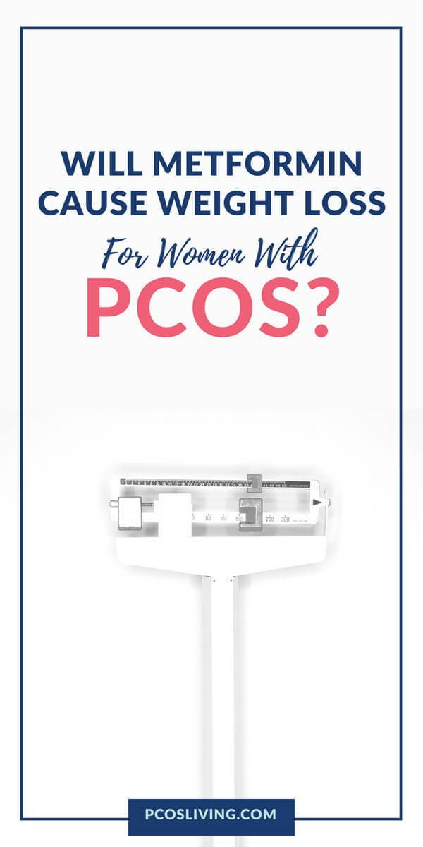 Weight loss prescription for pcos
