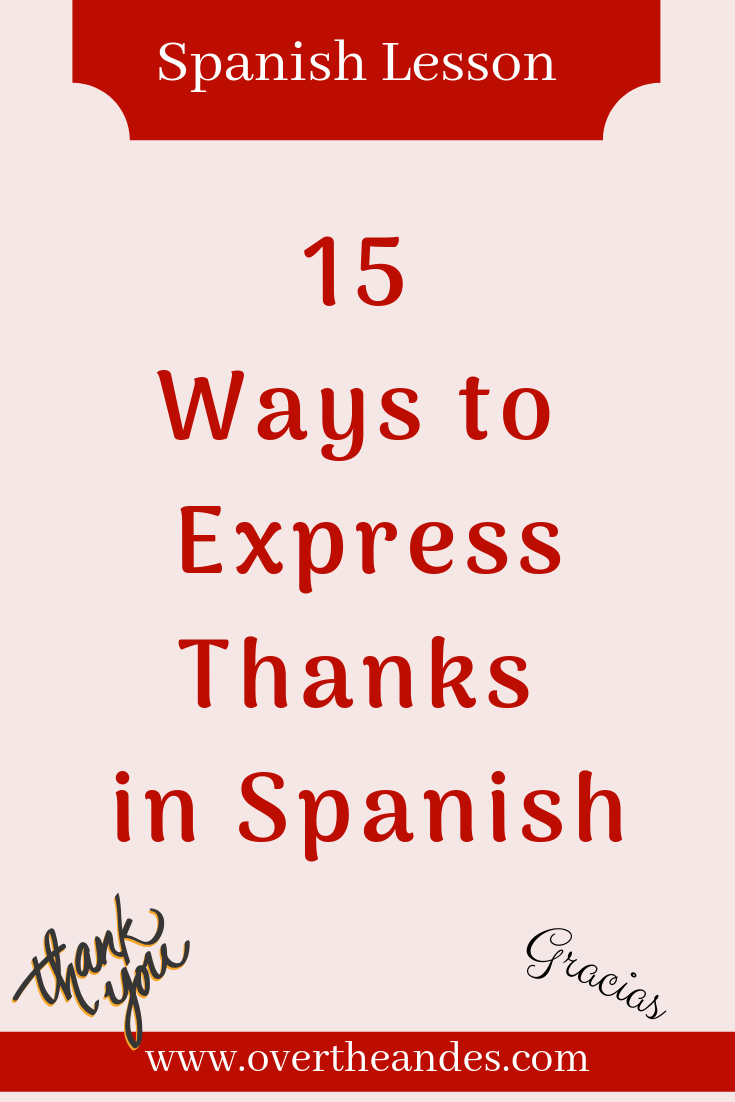 Pin On Learning Spanish Vocabulary For Situations