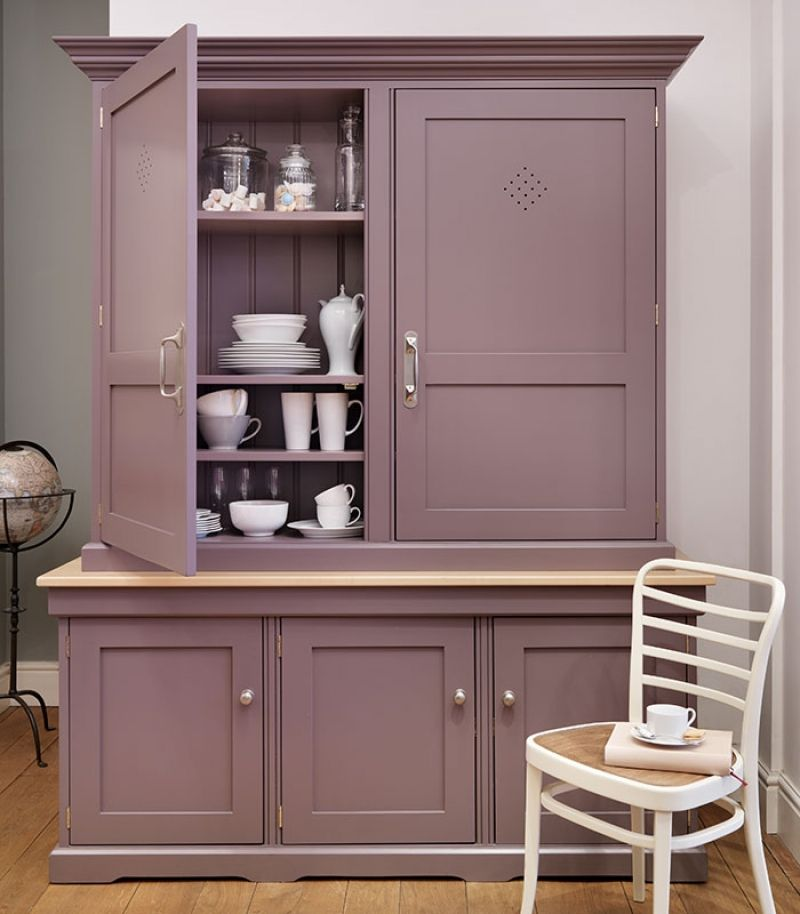 Our Finest Kitchen Dressers Are Displayed In Showrooms