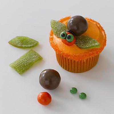 Shoo fly cupcakes