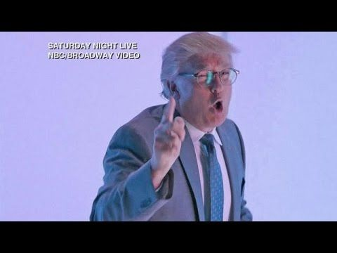 Donald Trump Hosts 'Saturday Night Live'