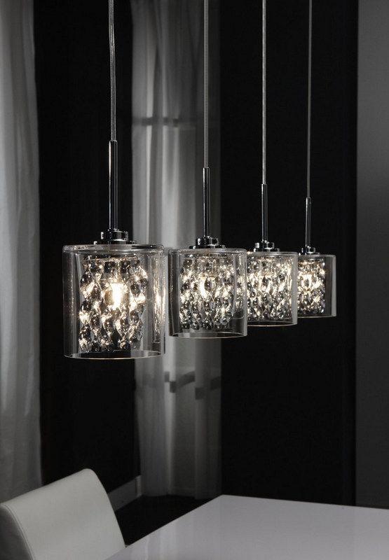 lampen boven de tafel chique lamp  Lampen  Lampen