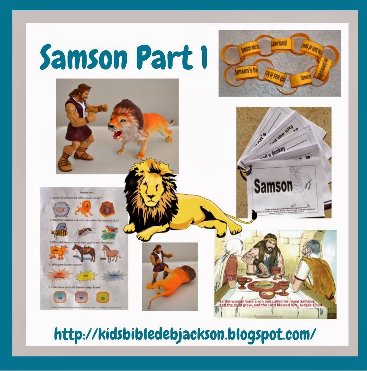Samson Part 1