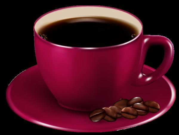 Red Coffee Cup Clip Art Ilustracao De Chas Cafe Com Leite