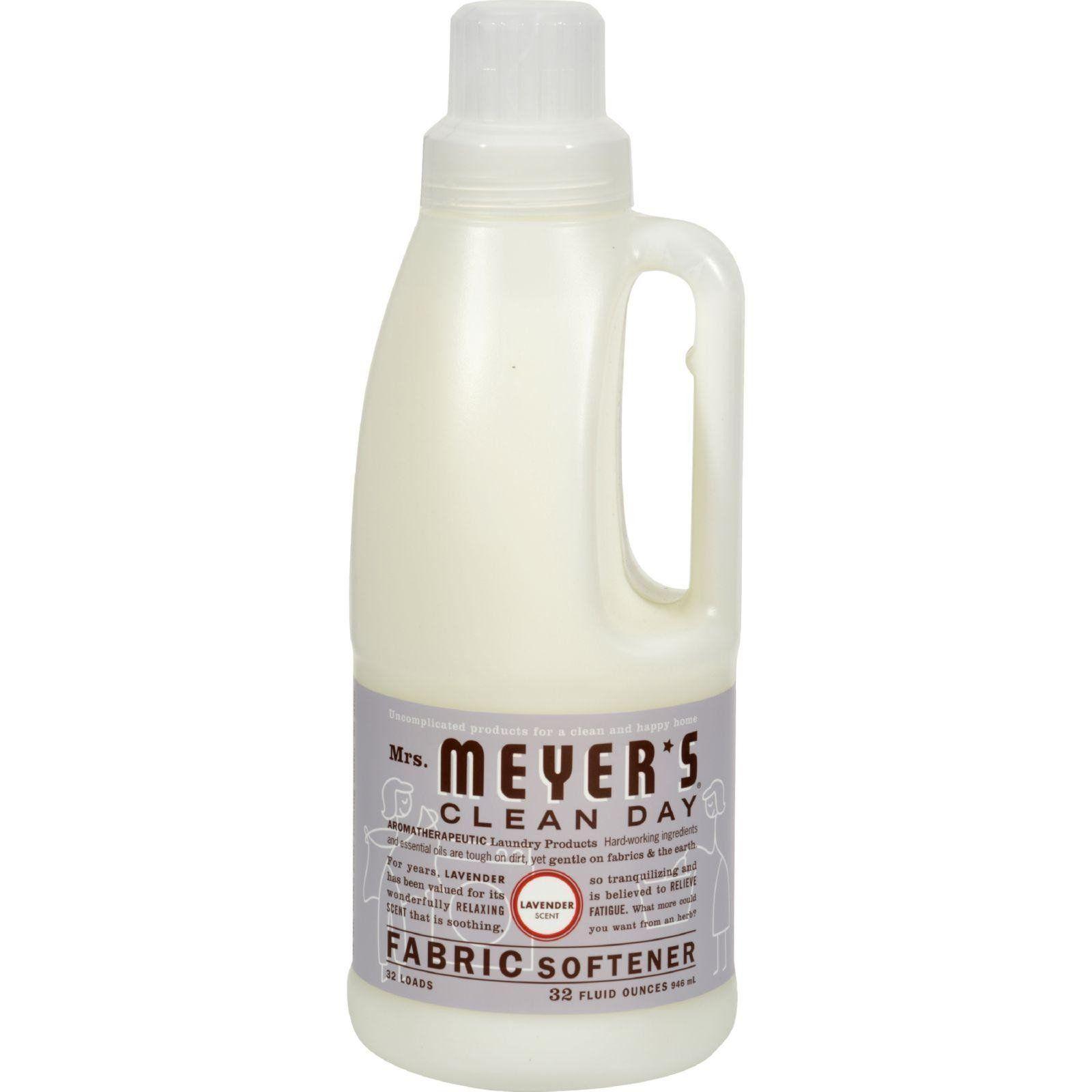 Mrs Meyer S Fabric Softener Lavender 32 Oz Todo Fluye
