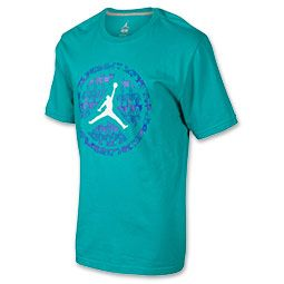 La camiseta azul