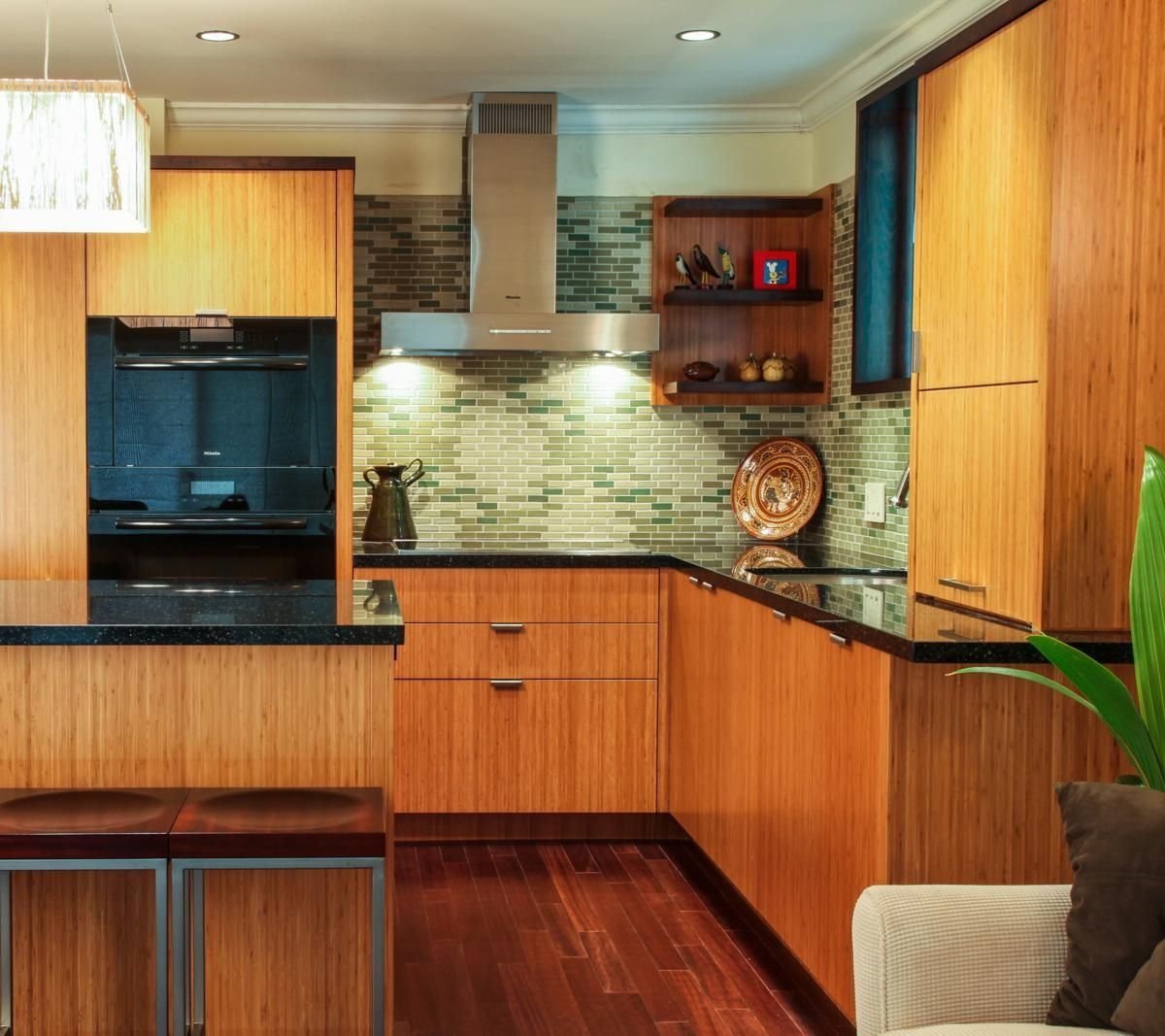 Eco Friendly Green Kitchen Cabinets Bamboo Kitchen Cabinets Kitchen Cabinets And Flooring Cost Of Kitchen Cabinets