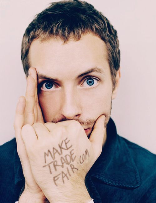 Chris Martin Hand Tattoo : chris, martin, tattoo, Celebrity, Parents