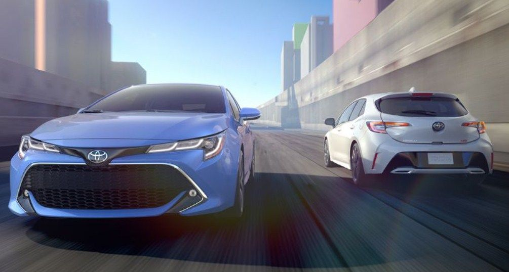 2019 Toyota Corolla Hatchback Price, Release date, Specs