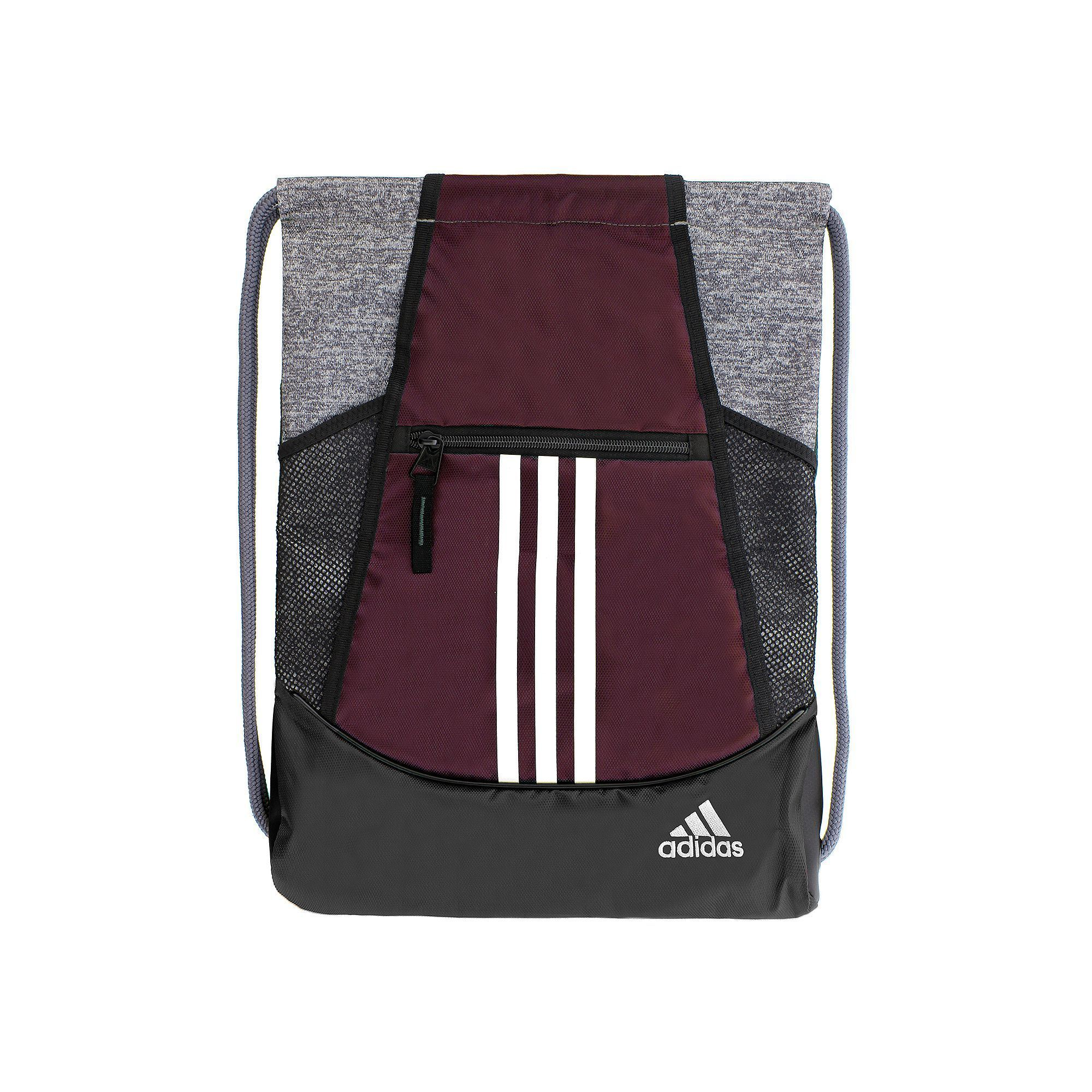 acc8cccc97b4 Adidas Alliance Drawstring Backpack