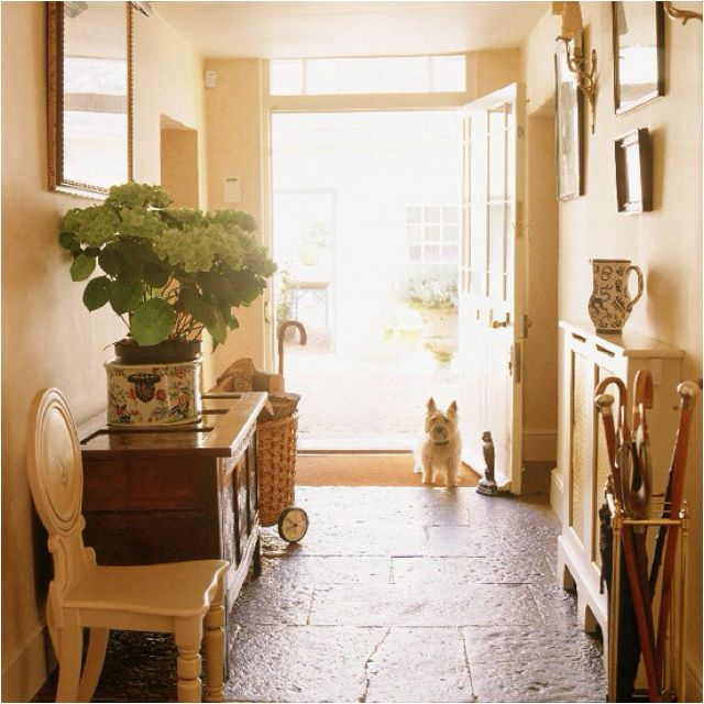 Re-doing my back door - this is a great idea, but with a larger window above.  :)
