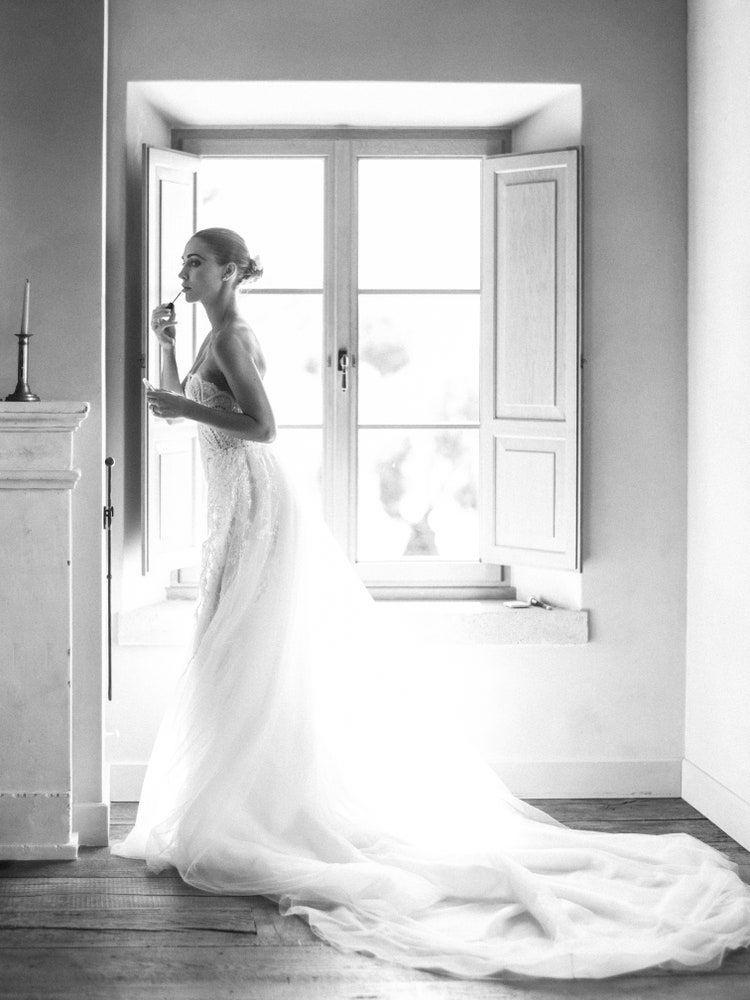 Mario Gotzes Hochzeit Mit Ann Kathrin Sehen Sie Die Exklusiven Fotos Bei Vogue Kleid Hochzeit Hochzeit Braut