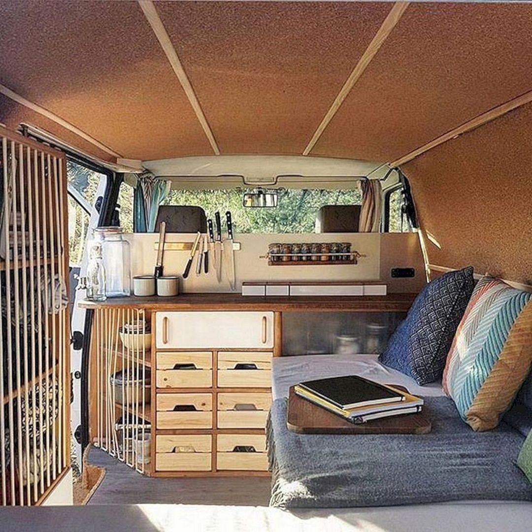 15 Amazing RV Camper Design Ideas For A Fun Winter