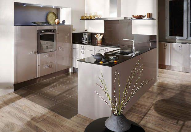 Cuisine ouverte  nos modèles préférés Kitchens - modele de cuisine americaine