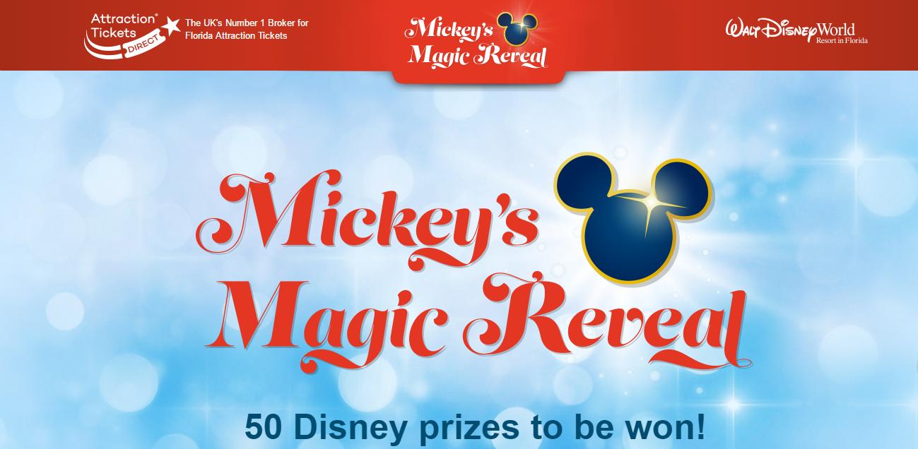 Mickey's Magic Reveal