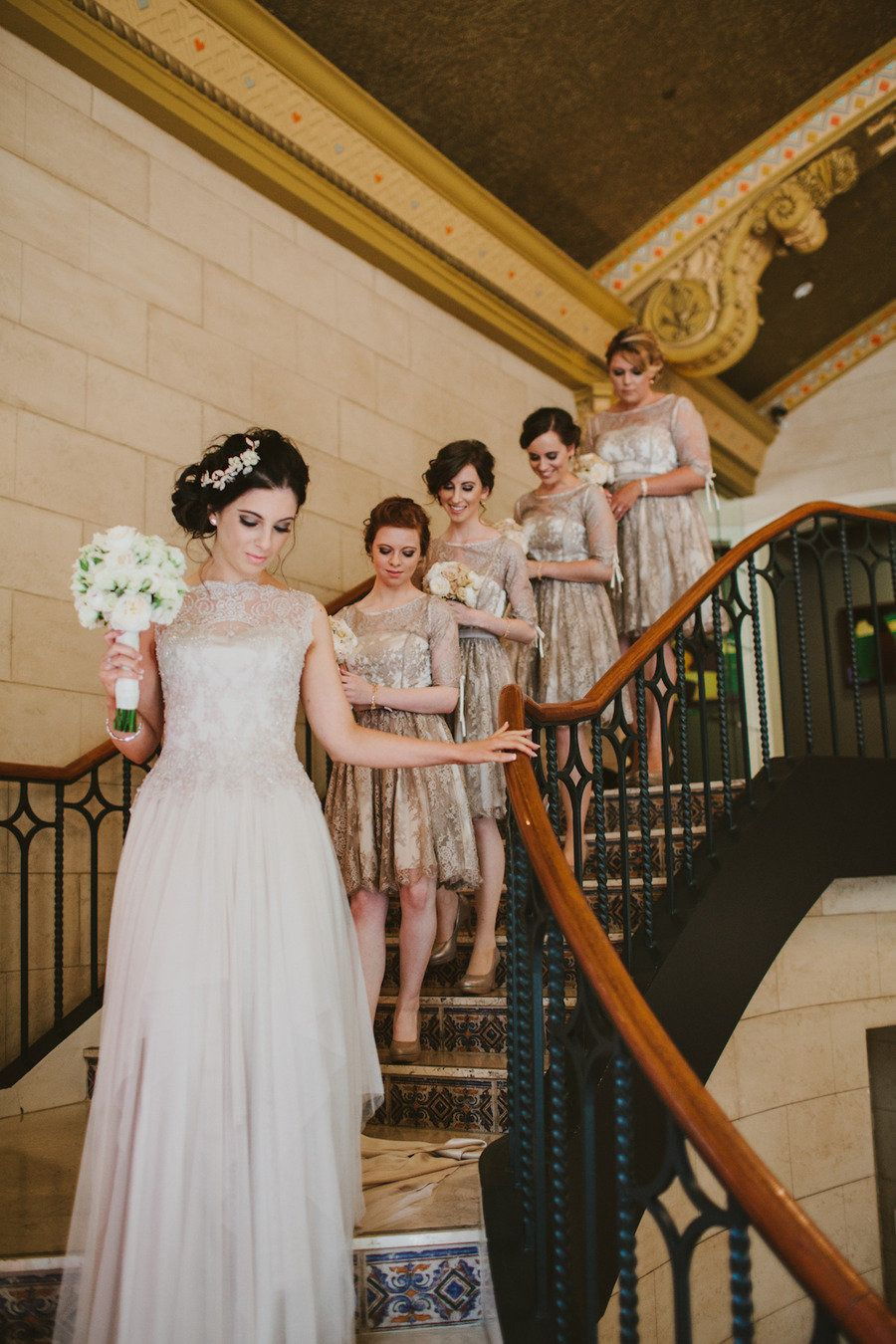 Vintage + Bohemian Chic Melbourne Wedding from Luma Photo