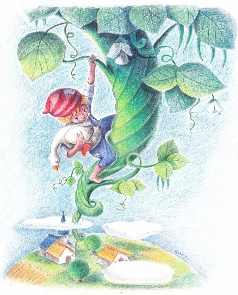 Illustrations Pour La Jeunesse Illustration Crayon De Couleur