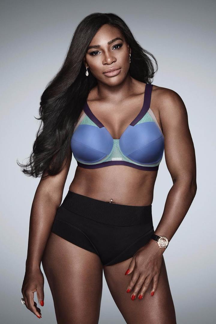 01732f0152 You can now get your hands on Serena Williams s favorite sports bra —  perfect for the more busty female athletes out there.