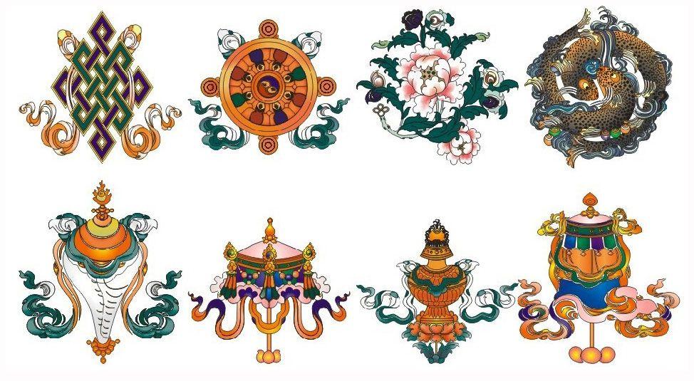 201182315190g 974535 Ornament Pinterest Tibetan Buddhism