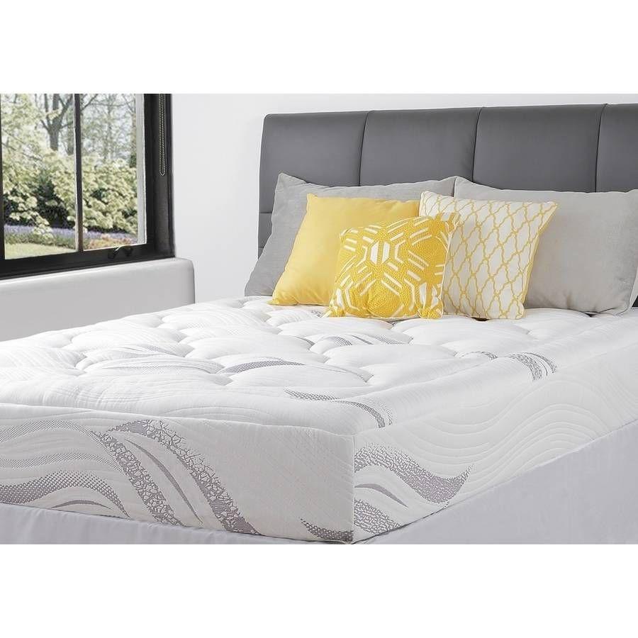 spa sensations 10 cloud memory foam mattress multiple sizes price