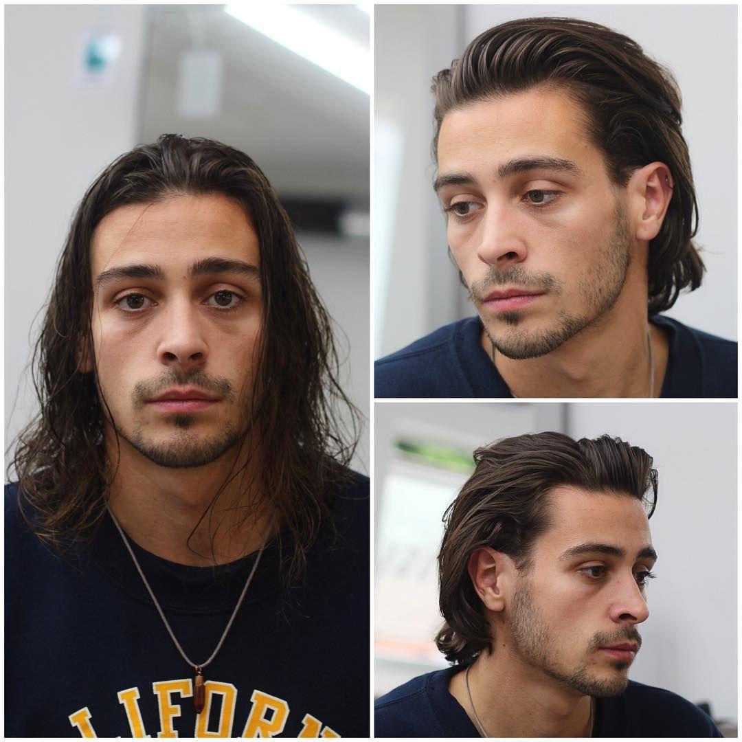 22 Long Hair Ideas For Men Cool Long Haircuts Hairstyles For 2020 In 2020 Long Hair Styles Men Haircuts Straight Hair Guy Haircuts Long