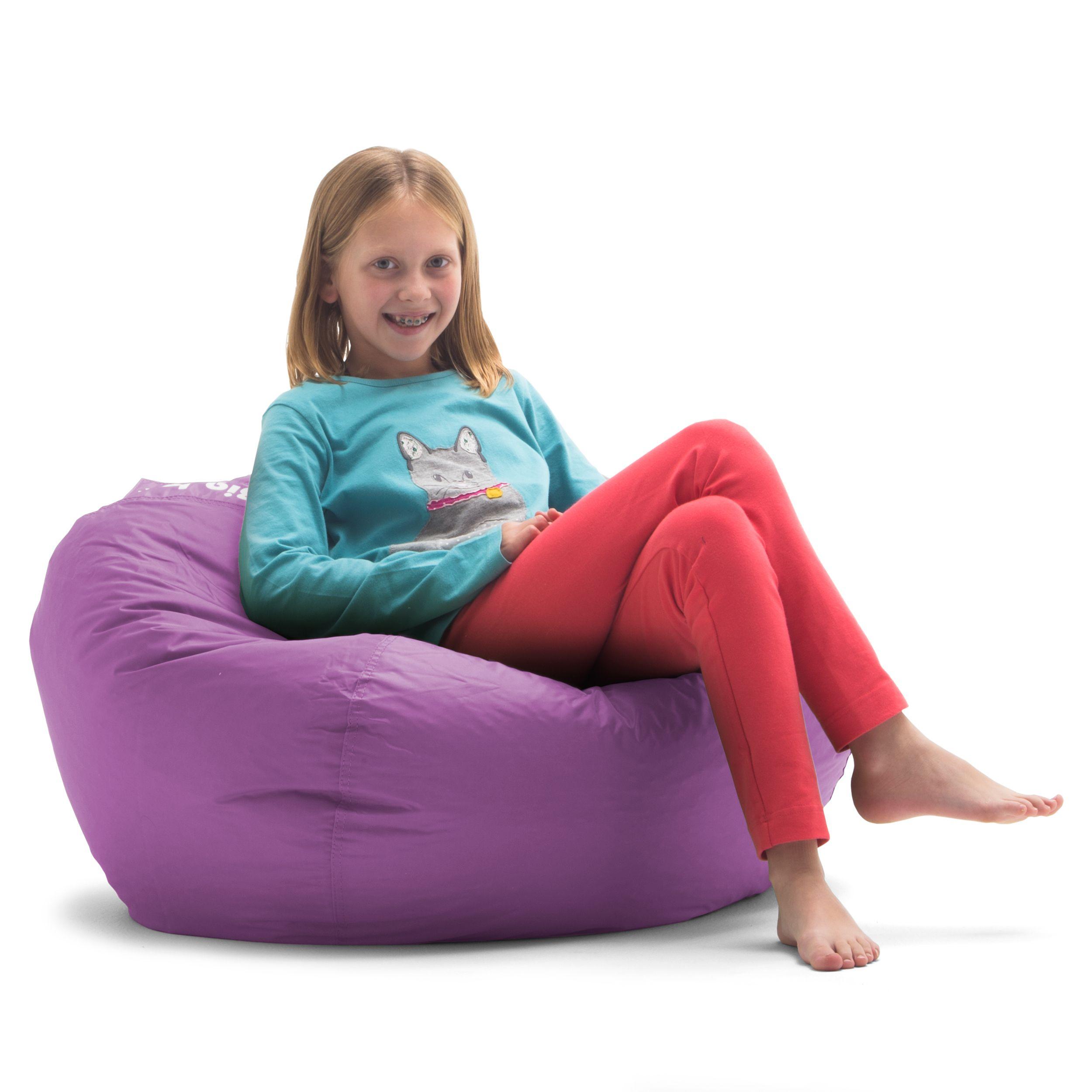 98 big joe round bean bag chair multiple colors