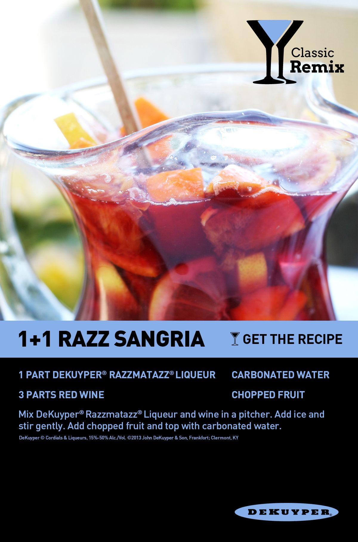 Sangria Perfection Must Try This At Your Next Outdoor Party Cocktail Party Recipes Sangria Food And Drink