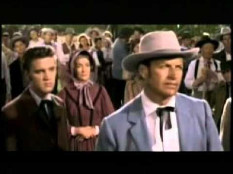 Elvis Presley - Love Me Tender (Colorized - Color - Debra Paget) HQ - YouTube
