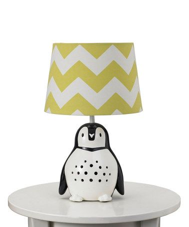 Look what I found on #zulily! Penguin Lamp Base by Lolli Living #zulilyfinds