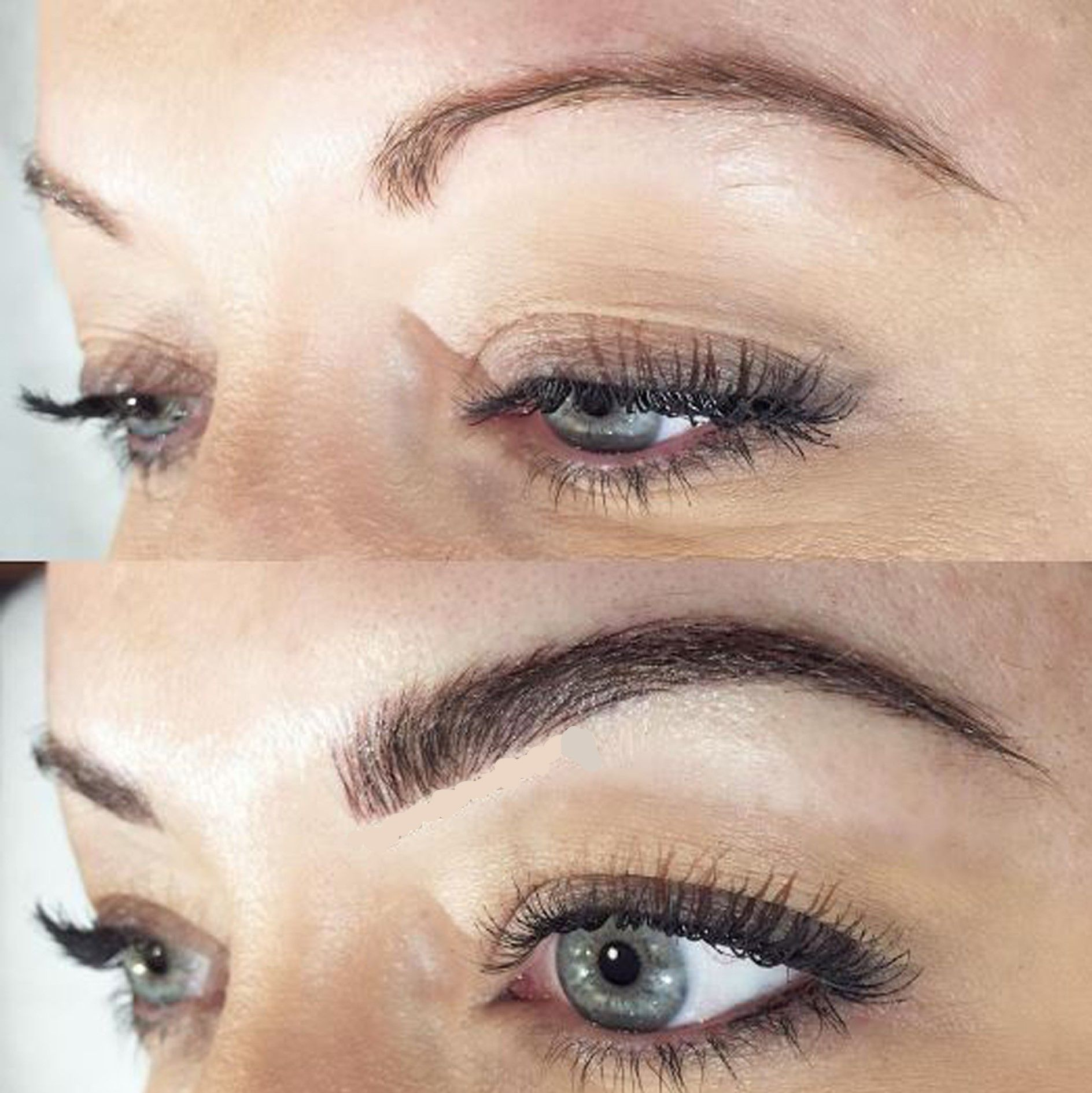 microblading eyebrows | Microblading Eyebrows Aftercare Related ...