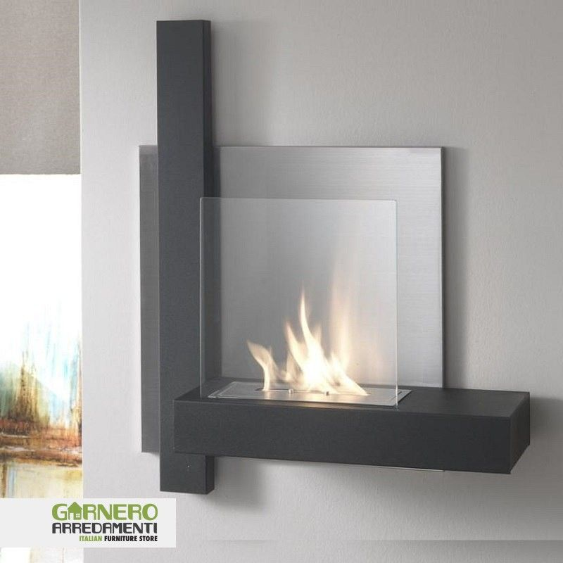 Caminetto A Bioetanolo Fp 011 Stones Fireplace Wall Fireplace Home Fireplace