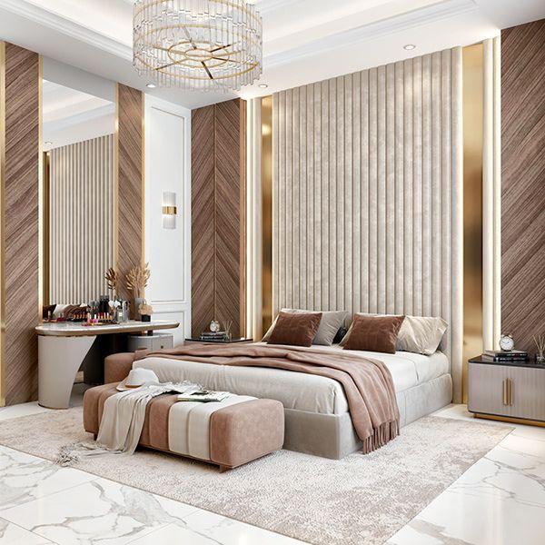 Modern Bedroom Design On Behance In 2021 Bedroom Interior Design Luxury Luxury Bedroom Master Master Bedroom Interior Luxury bedroom design 2021