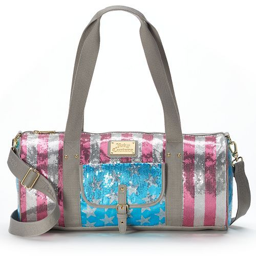 Juicy Couture Patriotic Duffle Bag