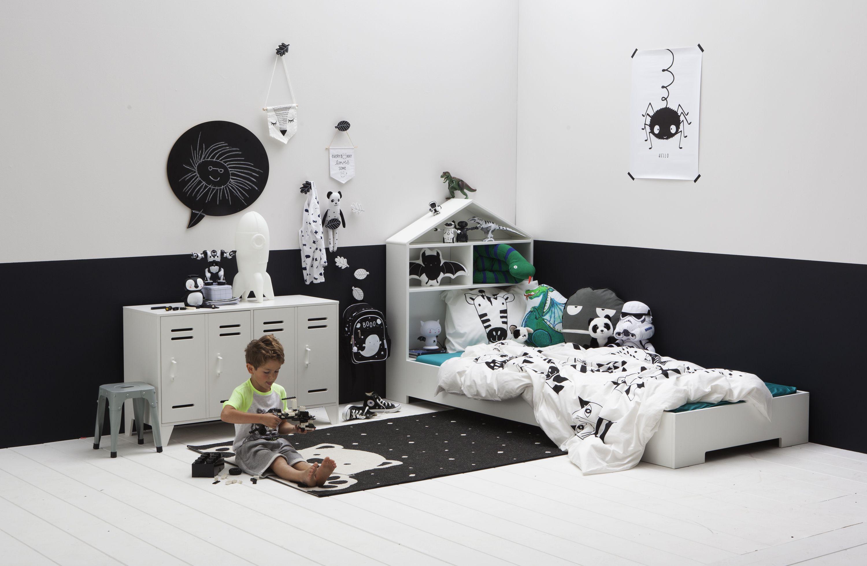 Kinderbed Vila #bed #whkmpsown #kinderkamer #slaapkamer #wehkamp ...