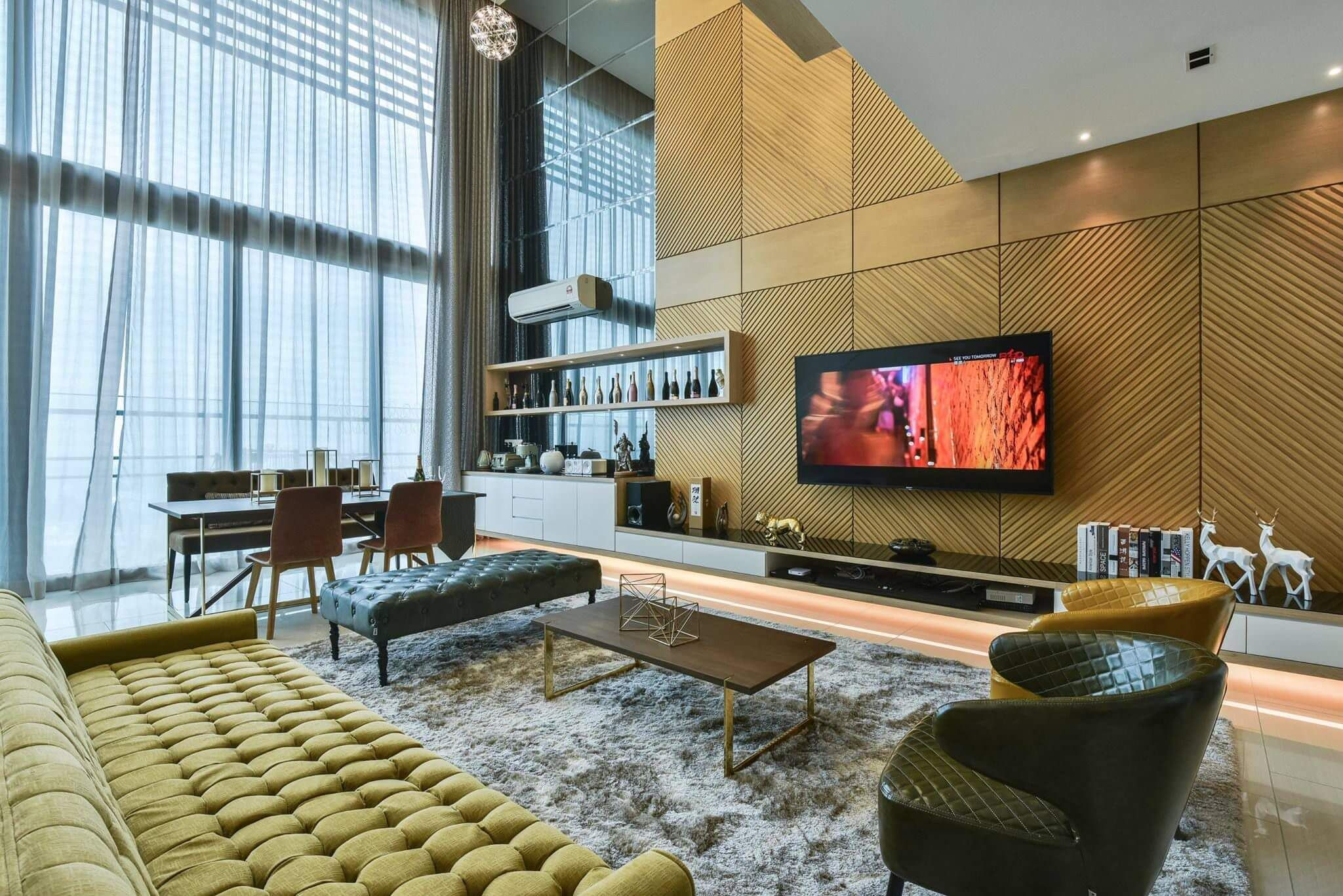 Best Collections Of Luxurious Modern Penthouses Designs Modern