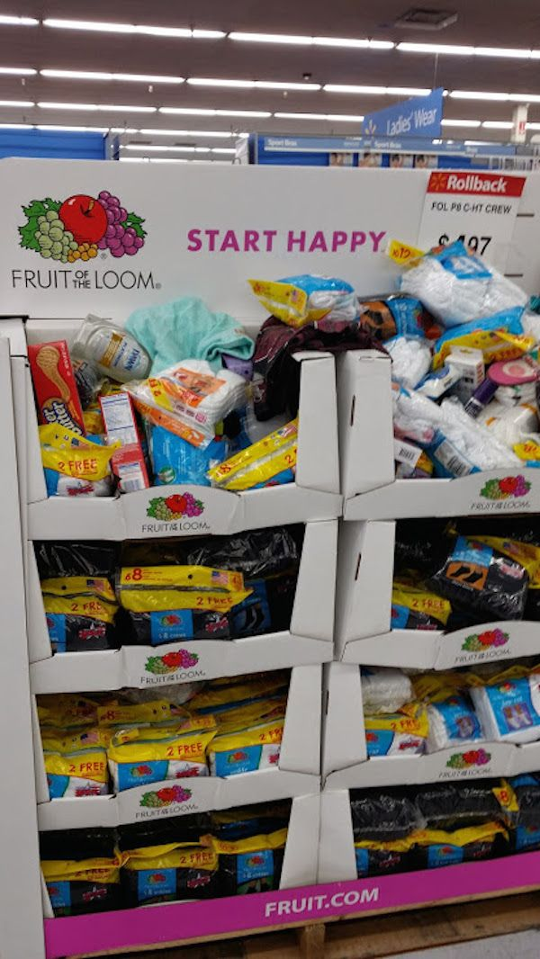 Celebrating Back to School With Fruit of The Loom #TGIBTS (& $75 Walmart GC Giveaway Ends 9/19)